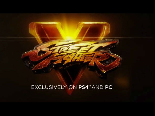 Street Fighter 5 Coming Exclusively To PS4 and PC