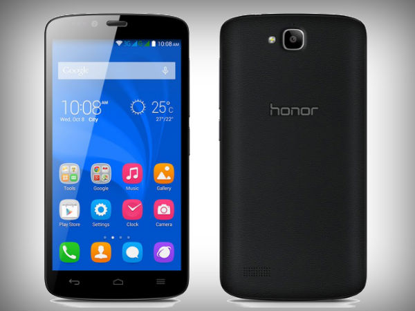 Huawei Honor Holly India Release: 10,000 units Sold Out in 10 Hours