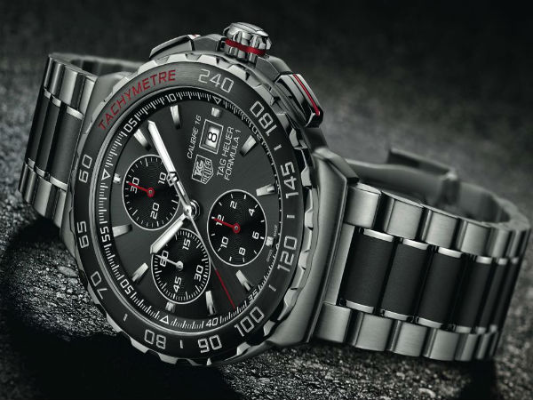 TAG Heuer Could Unveil Smartwatch at CES 2015 [ REPORT]
