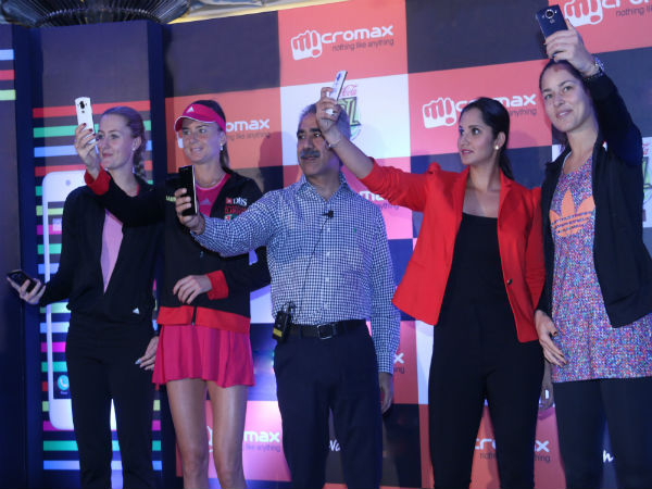 Micromax Takes On HTC With 13MP 'Selfie' Centric Camera Smartphone