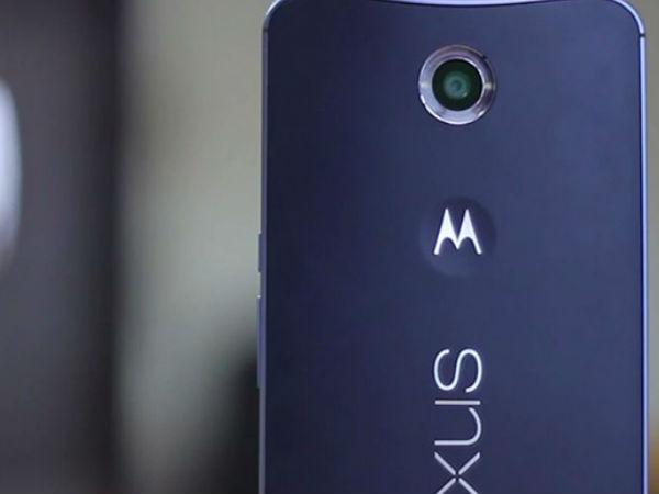 Apple Killed the Fingerprint Scanning Feature in Nexus 6