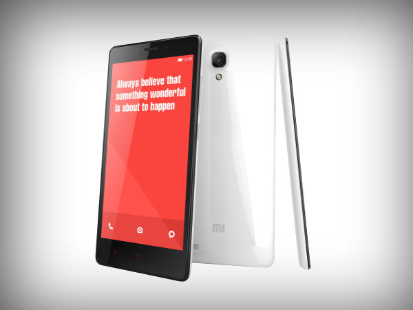 Xiaomi Redmi Note's Second Flash Sale Scheduled For December 9