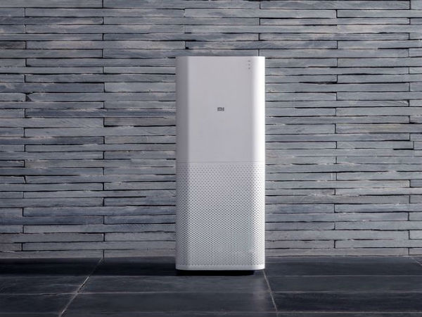 Xiaomi Unveils Connected Home Air Purifier in China