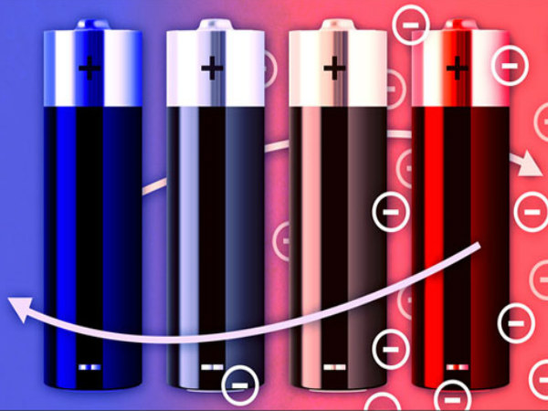 New Battery System to Generate Power from Waste Heat