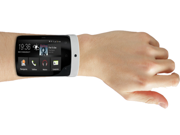 Now, Wristband that Turns Your Arm into a Smartphone