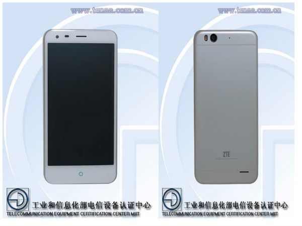 ZTE Q7: Apple Lookalike Spotted at TENAA with 8MP Camera, LTE