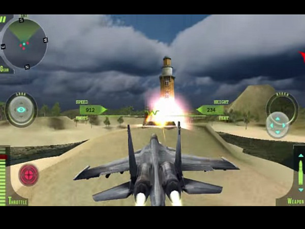 Experience Being an IAF Pilot, Virtually; New Mobile Game Out