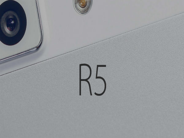 Oppo R5 To Launch in India Soon: Expected To Be Priced Below Rs 30,000
