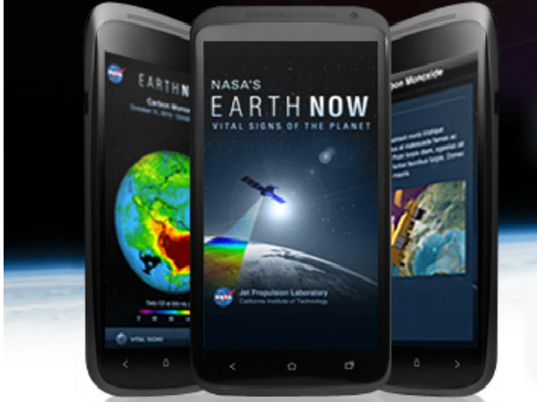 NASA Offers Prizes for Apps on Climate Change