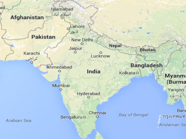 Incorrect Map of India on Google Websites: Govt