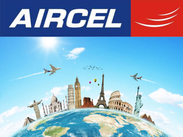 Aircel Launches Affordable International Roaming Packs For 10 Countrie