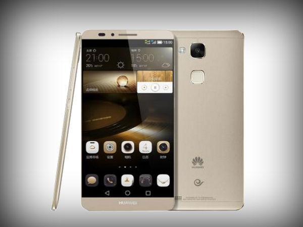 Premium Version Huawei Ascend Mate7 Monarch launched at $710