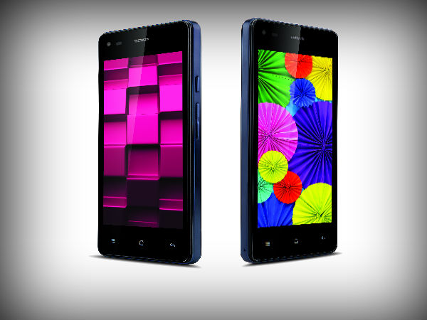 iBall Baby Panther:  First 4.5-inch Octa-core Smartphone Launched