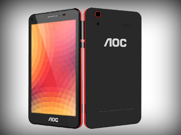 AOC M601: Mid-Segment Smartphone with 6-inch Display Now Available for