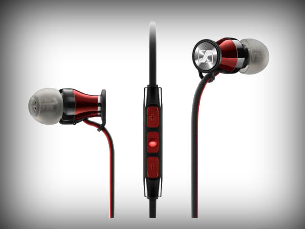Sennheiser MOMENTUM In-ear Headset Launched in India at Rs 6,990
