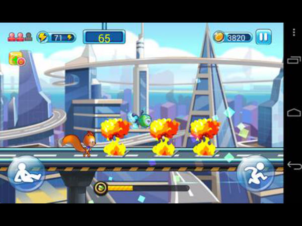 UC Crazy Run to be Available for Download on Google Play on December 1