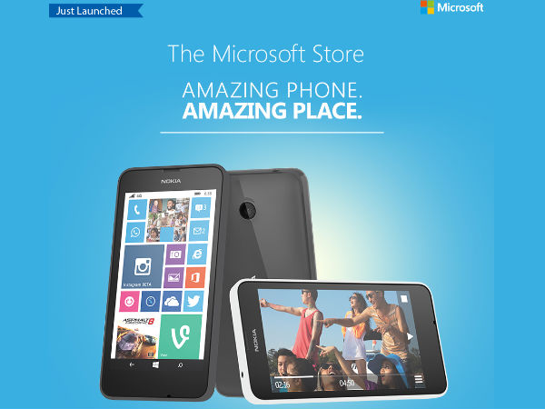 Nokia Lumia 638: Affordable 4G LTE Smartphone Launched in India
