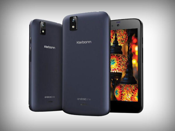 Karbonn To Launch 2nd Gen Android  One Smartphone in Q1 2015 [ REPORT]