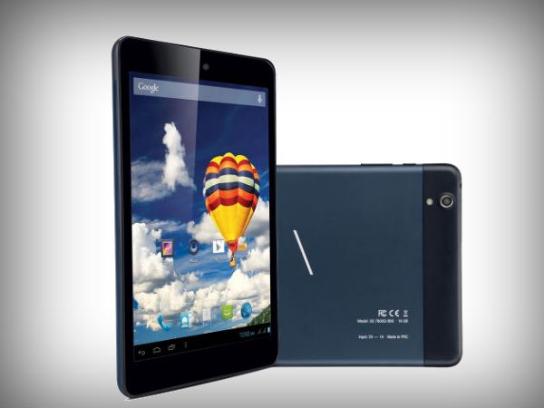 iBall Slide 3G Q7218 Launched