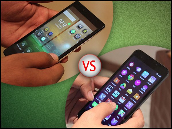 Micromax Yu Yureka Vs Xiaomi Redmi Note 4G