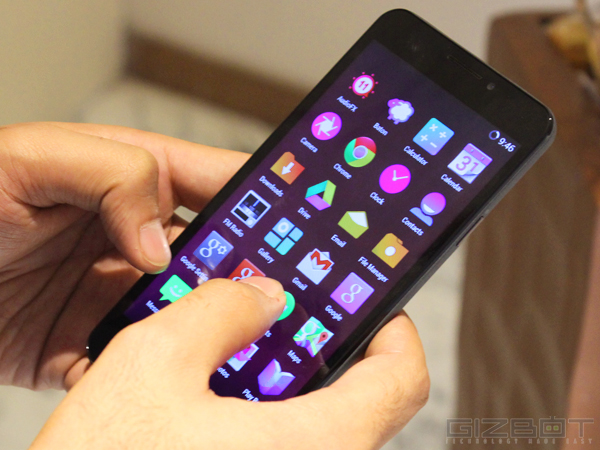 Micromax Yu Yureka Smartphone First Look