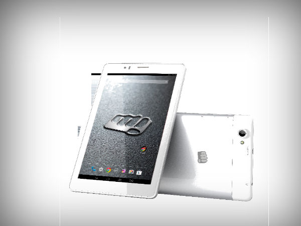 Micromax to Launch Canvas Tab P470 Exclusively on Retail Stores
