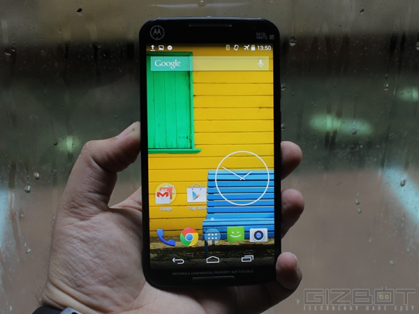 Moto X(2nd gen) 32GB Available in India via E-retail Store Flipkart