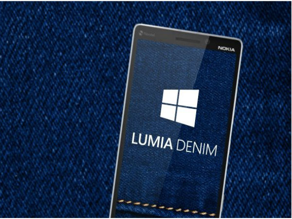 Microsoft to roll out Lumia Denim update soon for U.S Verizon users