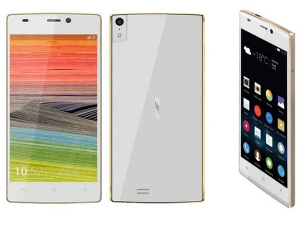 Gionee Elife S5.5 – 5.5mm