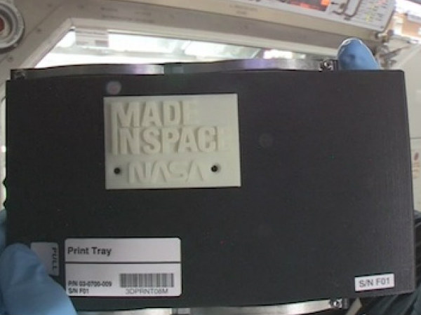 NASA 'EMails' Wrench to Space Station