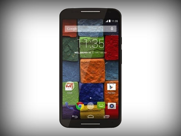 Motorola Moto X (2nd gen) 32GB Now Available in India for Rs 32,999