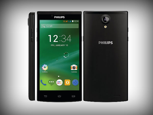 Philips Enlist S398 Now Official With Quad Core CPU and 8MP Camera