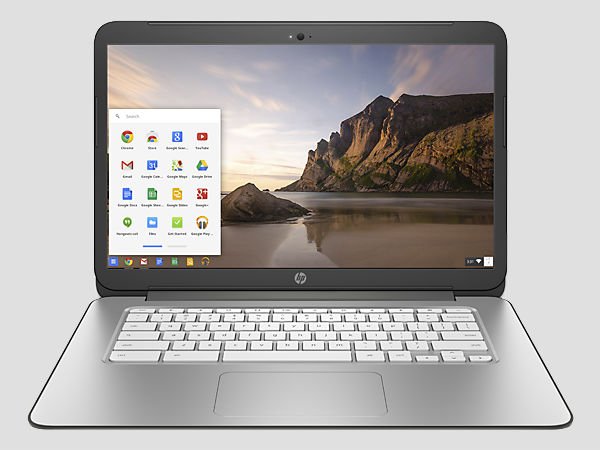 HP Launches Chromebook 14 With 1080p Touchscreen Display