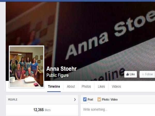 Oldest Facebook Fan Dies at 114