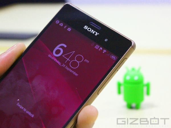 Sony Xperia Z3 Compact and Xperia Z3
