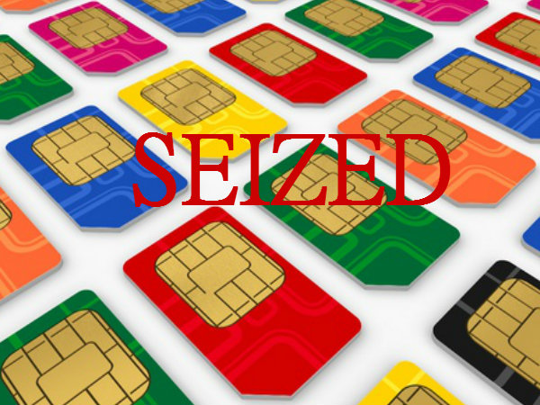 Mobile Phones and SIM Cards Seized from Khagaria jail