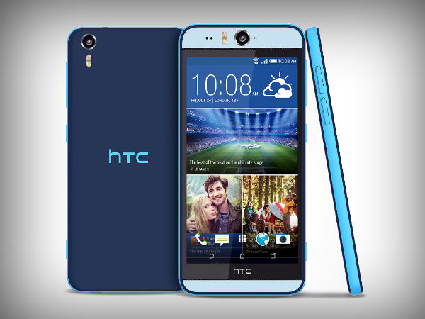 HTC Desire Eye Now Available at Rs 35,990