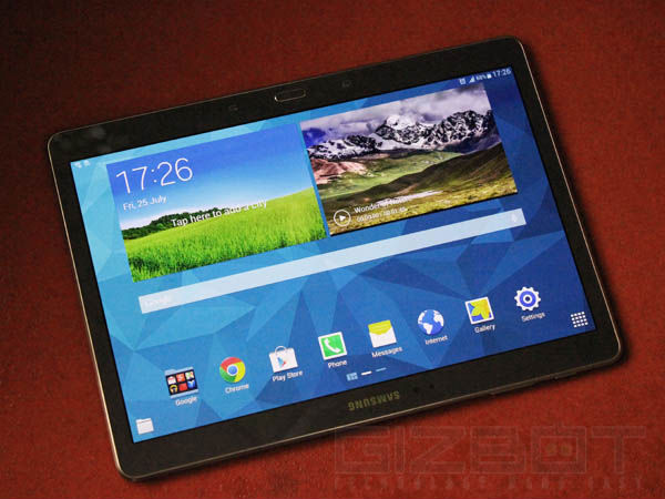 Samsung Galaxy Tab 5: 10 Inch Slate Tipped To Launch Soon