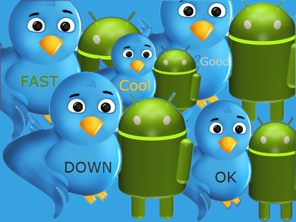 Twitter Goes Down for Some Android Users