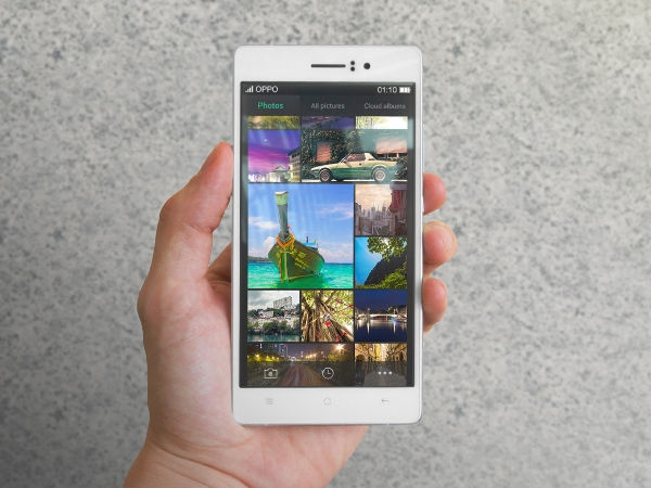 Oppo R5: 5.2 Inch FHD Smartphone With 4.85mm Thickness Launched