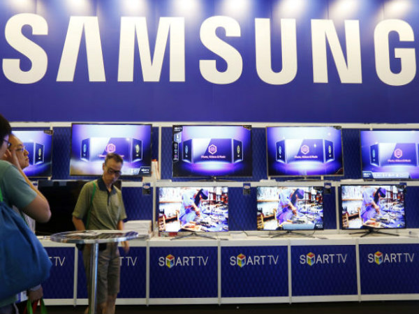 Samsung Says Considering Stock Split