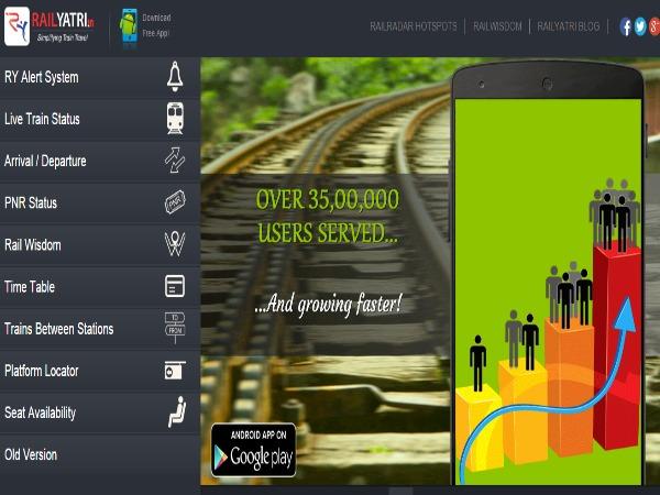 RailYatri.in Launches Fog Impact Predictor