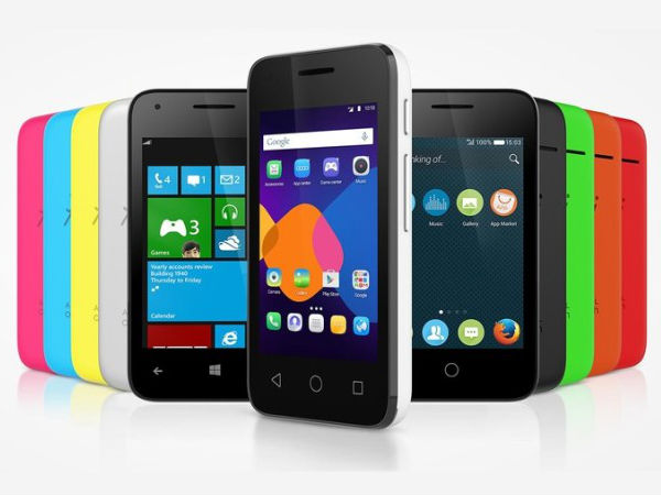 Alcatel OneTouch unveils Pixi 3 Line Smartphone In-Advance to CES 2015