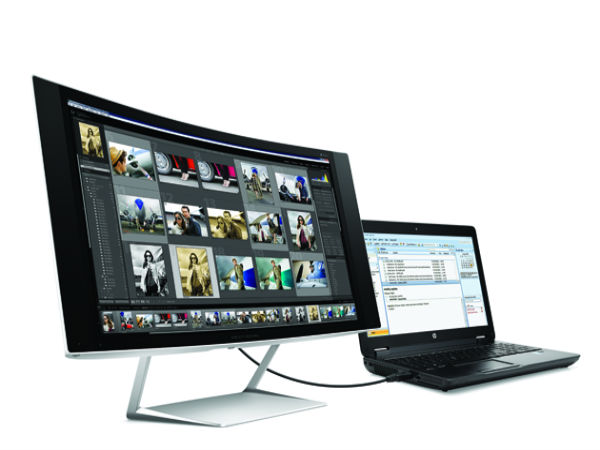 HP Launches Professional 4K and 5K Monitors at CES 2015