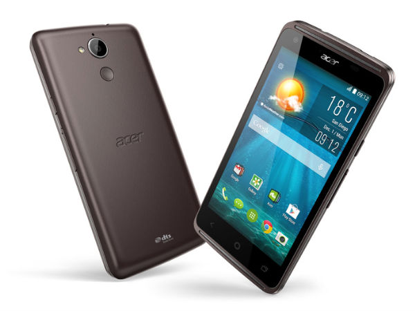 Acer Liquid Z410 Announced: Featuring 4G LTE Support, 64-Bit SoC CPU