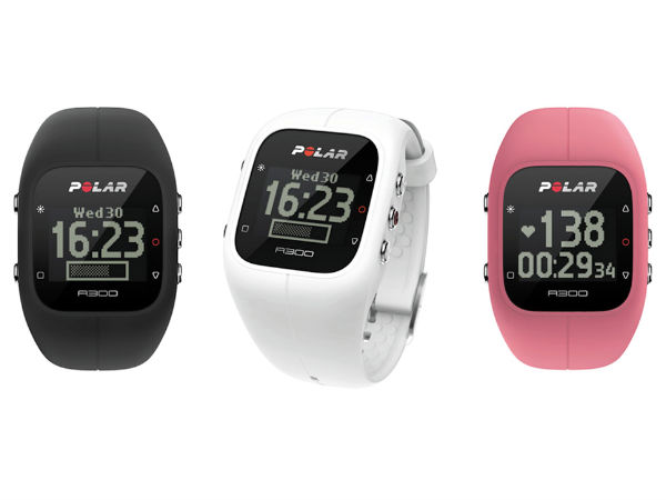 Polar A300: New Fitness Watch is a Step Up from Regular Activity Track