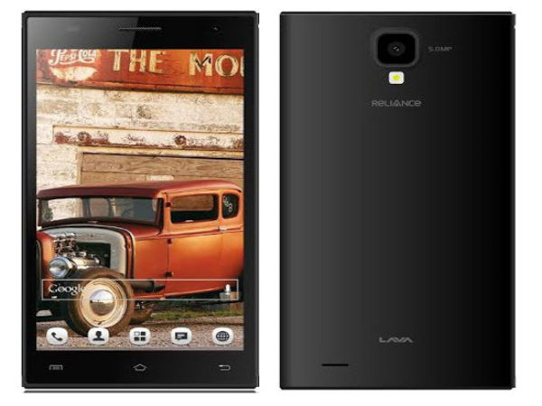 Lava EG932 Launched Online for Rs 11,989