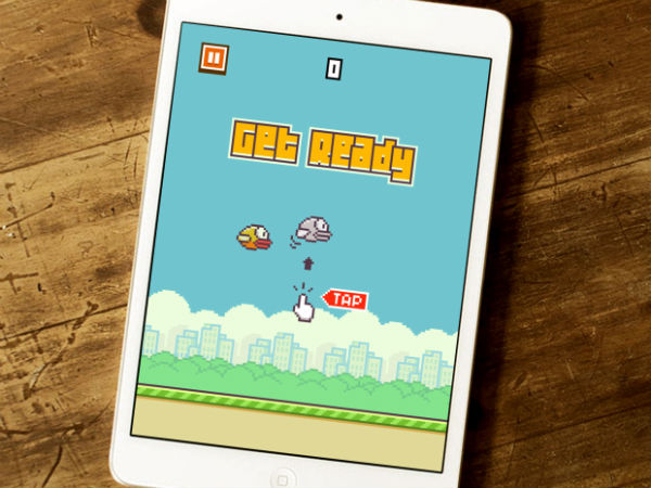 Flappy Bird Can Now Be Played on Android Smartwatches