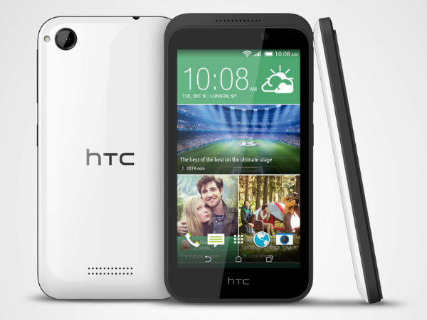 HTC Desire 320 Announced Instead of HTC One M9