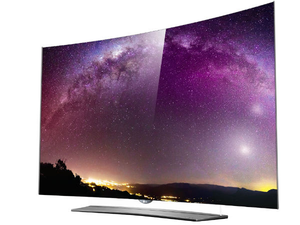 CES 2015: LG Launched 4K Supported Curved OLED TV's